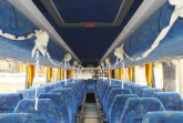 'Wedding Trimmed Coach'